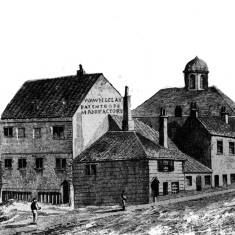 Wawn And Clay Rope Factory and Chapel