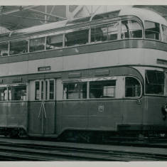 South Shields Corporation Tramways car no. 52