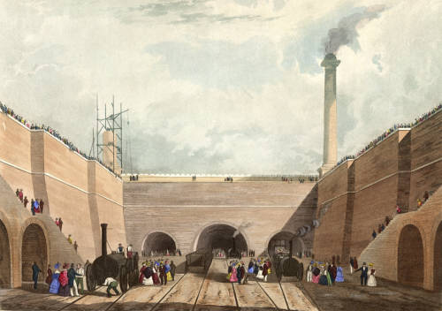 Edge Hill, Liverpool, 1831