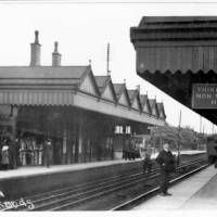 Railway Station Blundellsands