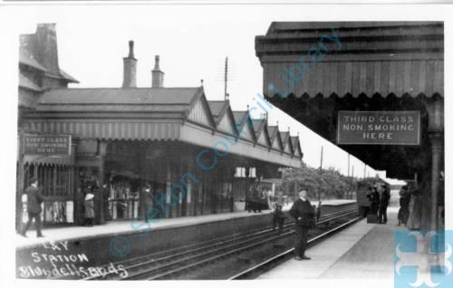 Railway Station Blundellsands