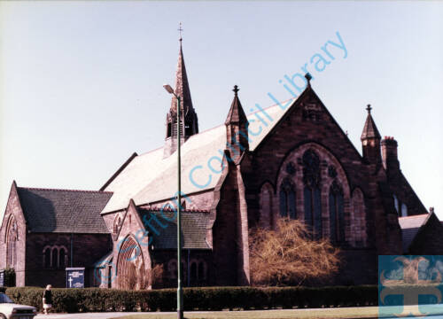 Crosby United Reformed Church