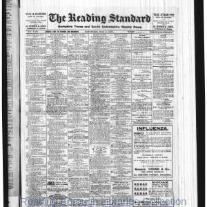 Reading Standard Etc 05-1919