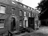 Exterior of Southside House, Wimbledon