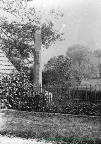 Wilton on Wye church, Bridstow, Herefordshire, cross