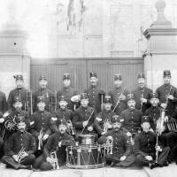 Bootle Police Band, 1896