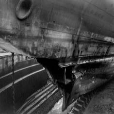 Damage to S.S.Eros, Port Bow