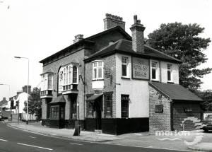 Royal Six Bells, Merton High Street
