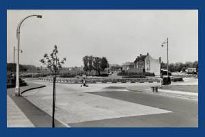 Tudor Drive Roundabout, Raynes Park, Lower Morden