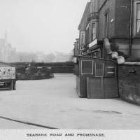 Seabank Road  and Promenade Southport