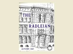 The Radleian 1967 - No. 667 October