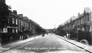 Seaforth Avenue, West Barnes