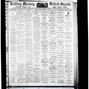 Reading Mercury Oxford Gazette 03-1920