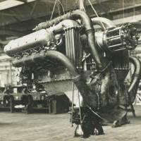Lion Series VS engine: Napier