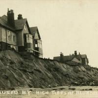 Blundellsands tidal damage