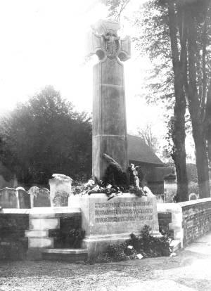 St. Mary's Church Memorial, Merton Park