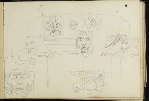 Page 14 of sketchbook 2