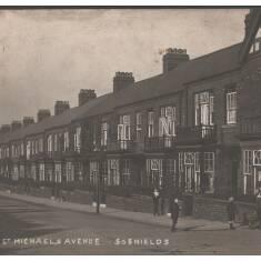 St Michael's Avenue, South Shields