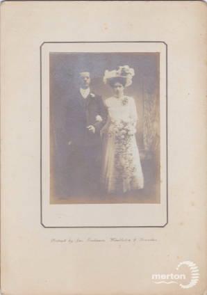 A Garrett Wedding Photo