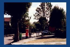Kenley Road, Merton Park