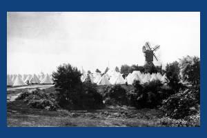 National Rifle Association Camp near Wimbledon windmill
