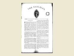The Radleian 1910 - No. 364 March