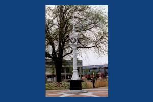 London Road, Mitcham:  Clock Tower