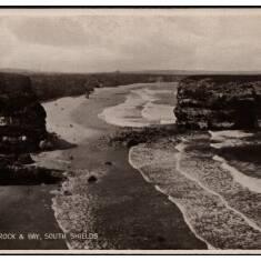 Marsden Rock & Bay, South Shields