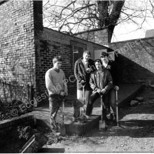 Lane End House Renovations 1983 c.