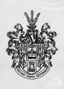 The Mitcham Coat of Arms
