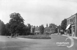 The Crooked Billet Tea-rooms, Wimbledon Village