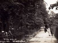 Wimbledon Hill Road, Wimbledon showing the Side Walk