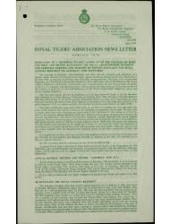 Newsletters 1970 - 1973 (Autumn)