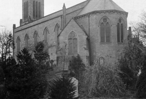 005 Scissett Church (St Augustine's) 1900
