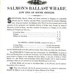 Salmon's Ballast Wharf