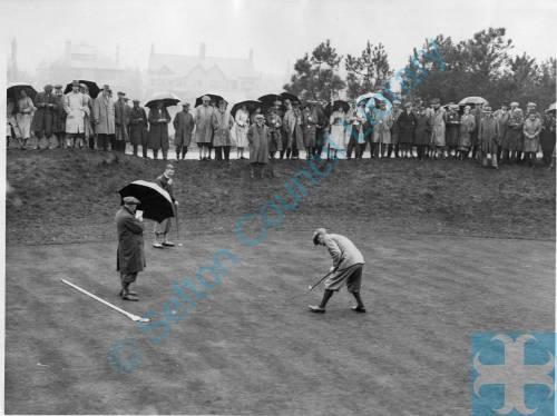 Abe Mitchell Dunlop Tournament, Hesketh Golf Club