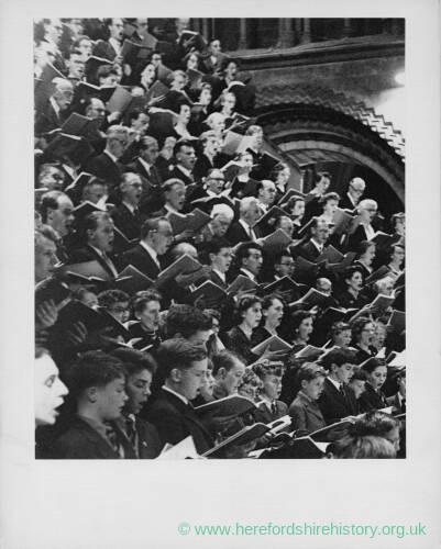 681 - Choir singing