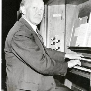 Three Choirs Festival, Hereford - Dr Herbert Sumsion (organist), 1967