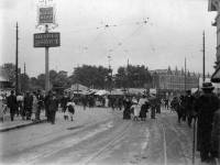 View of Mitcham Fair
