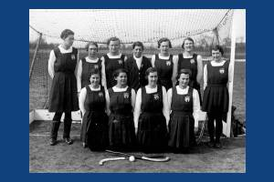 Wimbledon Ladies Hockey Club.