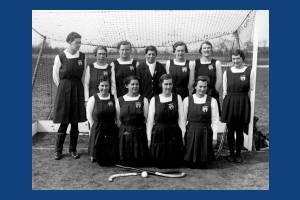 Wimbledon Ladies Hockey Club.
