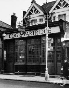The Dog & Partridge, Merton High Street