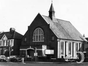 Haydons Park Baptist Church, Wimbledon