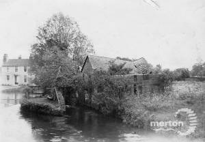Old Mill, Sutton Road, Mitcham