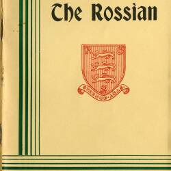 The Rossian, 1967