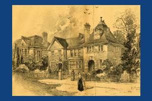 Manor Club and Masonic Hall, Kingston Road
