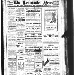 Leominster News - January 1922
