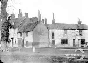 Lower Green, Mitcham: Bryant's Corner