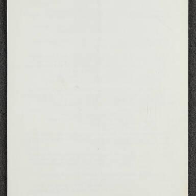 Duke Ellington Memorial Service – London – June 1974 003