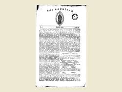 The Radleian 1866 - No.1 March